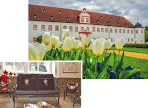 eleganten Loungemöbel Monaco, schlanke Bequemlichkeit zur Ruhe, wetterfest vor dem Schloss