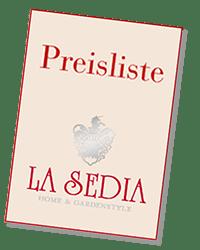 La Sedia Preisliste, attraktive Preise