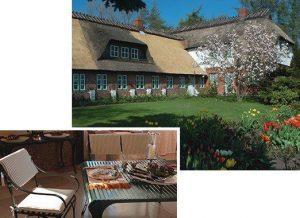 Kombination aus schönem Gartentisch Provence und Gartenstuhl Cannes, Pulverbeschichtet und Witterungsbeständig aus Edelstahl im Wohnbereich und im Garten