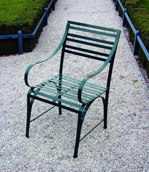 Gartensessel aus Edelstahl für Ihren Garten - witterungsbeständige Gartenmöbel von der Firma LaSedia