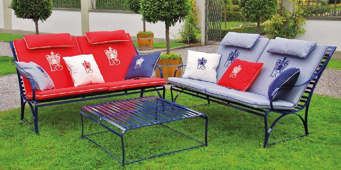 Der Loungetisch Monaco - Geeignet für Ihren Garten, Wintergarten oder den Wohnbereich