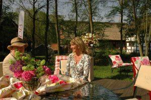 Persönliche Home-Service Beratung bei Ihnen Zuhause für die Edelstahl Gartenmöbel